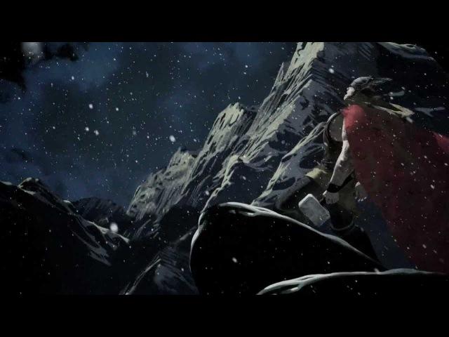 Тор и Локи Кровные братья 2 серия