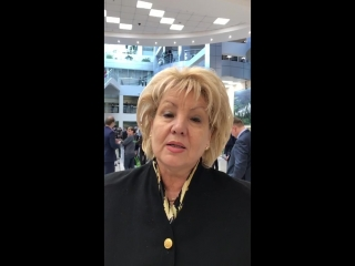 Председатель чеховского Совета депутатов Галина Козина о выступлении Губернатора МО Андрея Воробьева