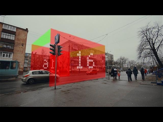 Концепт пешеходного перехода в Чернигове