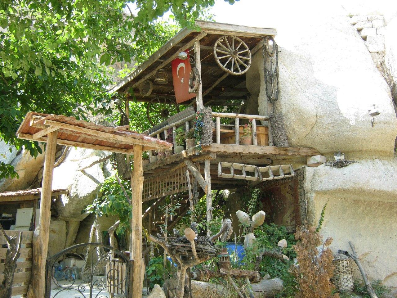 Пещерная дача (вилла) в Каппадокии