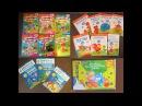 Обзор развивающих книги 1 2 года 1 часть Данилова Школа 7 гномов Янушко Батяева