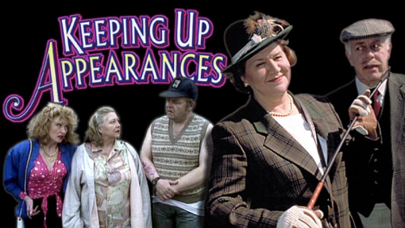 Соблюдая Приличия Keeping Up Appearances 01 сезон 01 серия 1990 Впервые в России