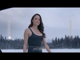 Castrol EDGE Titanium Ice, inspired by The Fate Of The Furious | Michelle Rodriguez