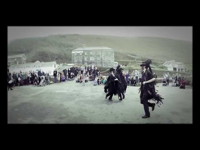 Shadow Hunters Morris dance John Barleycorn @ The Dark Gathering Boscastle Halloween