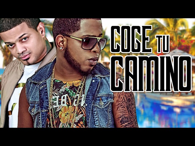 2015 new Chimbala Coge Tu Camino Ft Don Miguelo OFFICIAL Lyric Video