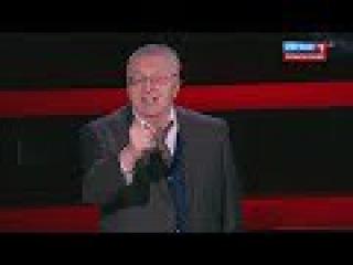 Жириновский про США и Ближний Восток и наглый американец у Соловьева