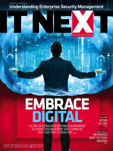 IT Next - Embrace Digital (May 2015)