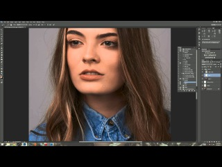Natural Beauty Speed Retouch