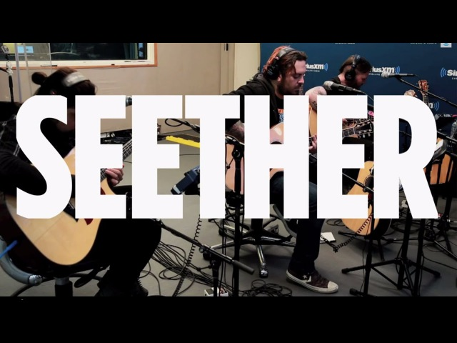 Seether — Change (In The House of Flies) (Deftones Cover) [LIVE @ SiriusXM] | Octane