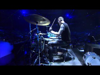 Opening ceremony LoL S3 Worlds Final Wes Borland (Limp Bizkit)