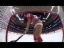 Вот это Прикол Лучший кадр гол камеры в хоккее Heres Funny Best shot goal camera in hockey