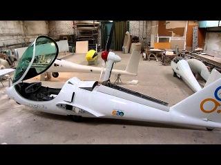 Выпуск двигателя планера АС-7К.MTS