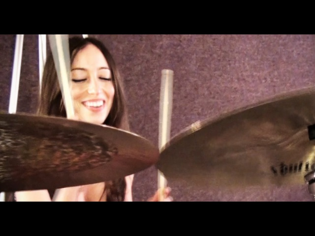 BULLET FOR MY VALENTINE - YOUR BETRAYAL - DRUM COVER BY MEYTAL COHEN