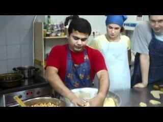 Уроки ведической кулинарии ч. 4 - Самосы
