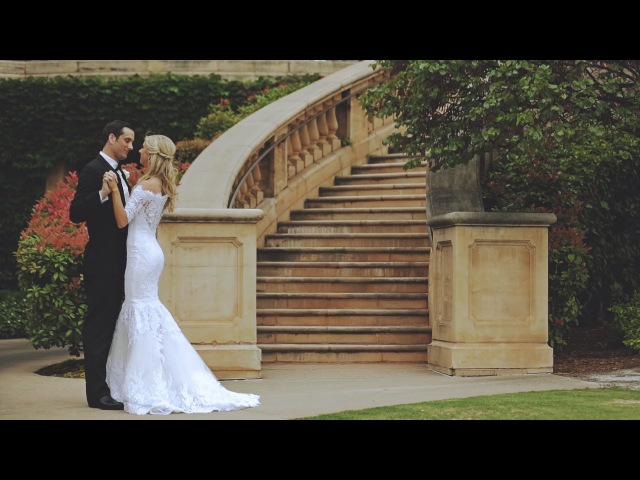 Gaillardia Country Club Crossings Community Church wedding OKC wedding film