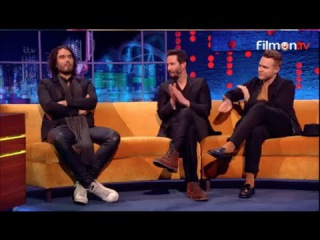 The Jonathan Ross Show - S08E10 - Keanu Reeves, Olly Murs, Russell Brand & Catherine Tate 2015