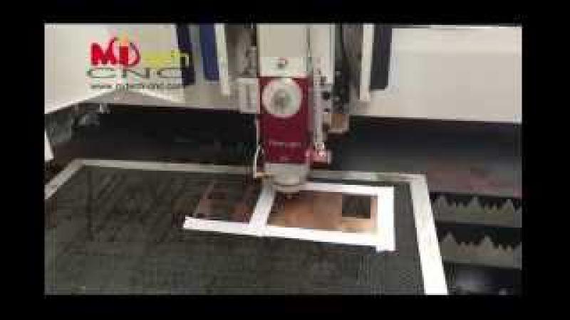 0 1mm copper fiber laser cutting mitech fiber laser cutting