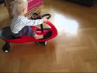 Детская машинка БИБИКАР (Bibicar/PlasmaCar)