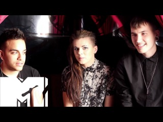 PVRIS Talk Life On The Road And Their Wildest Nights Yet   MTV UK