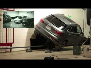 The all-new, agile Audi Q3 Extreme Parking Stunt Video: The Making Of | Audi Canada