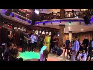 Kalina vs Gelya | Hip-hop pro 1/8 | 4 Seasons Battle