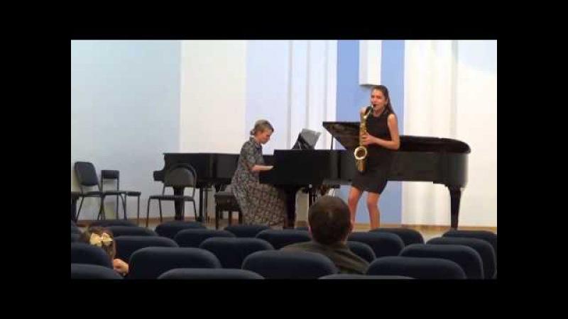 Лепшова Полина (саксофон)