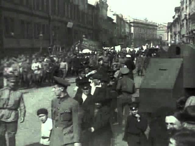 Киносъемки о событиях в Петрограде (лето 1917 года)