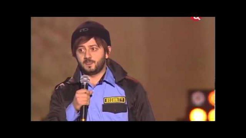 Бородач устраивается на работу в полицию Прикол