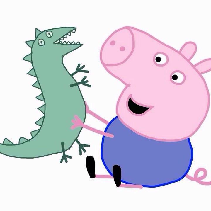 советский цейлонский свинка пеппа динозавр джорджа картинка калмыкии