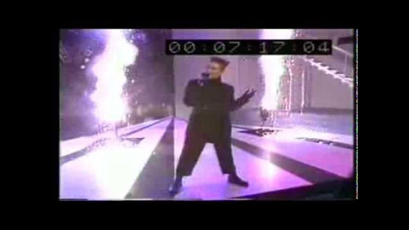 Desireless - Voyage, Voyage - Peters Pop Show Germany 1987
