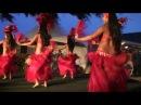 Ori Popular Hawaiian Polynesian Dance performance at Kauai
