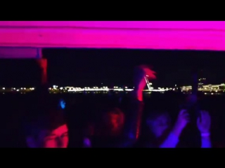 MUAMAR BOAT PARTY / FIRST FALL WAVE