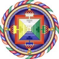 Логотип ФПМТ Фонд Поддержания Махаянской Традиции