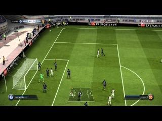 FIFA 15 Ultimate Team. Сливной матч