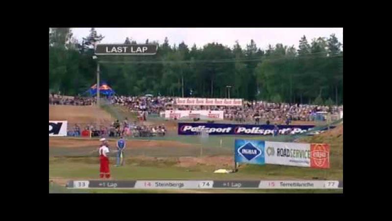 MX GP Kegums - Lettonie Latvia MX1 - Motocross 2009