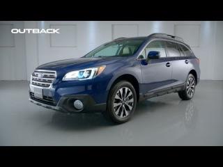 2015 Subaru Outback walk-around video (product information)