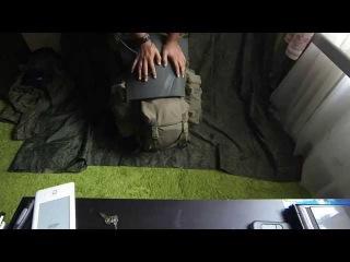#5 Prt.1 Распаковка походного рюкзака. Особенности. Полезности