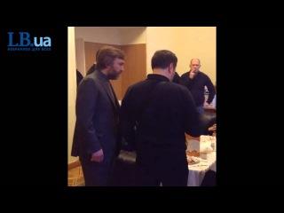 Новинский Порошенко Ярош 3 марта 2014