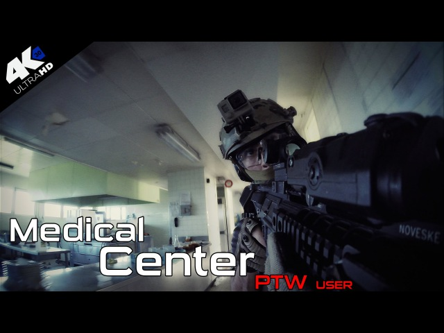 Medical Center CQB | Ash32 / MDS [Airsoft France PTW][ENG SUB]