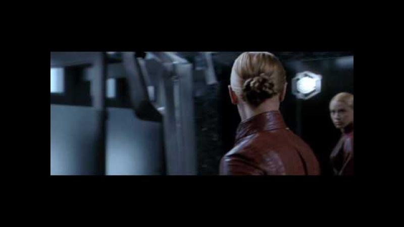 Терминатор 3 / Terminator 3 (драка с TX) перевод Держиморды