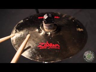 Zildjian FX 11 Oriental Trash Splash Cymbal NAMM Show Display Stock ZAS327