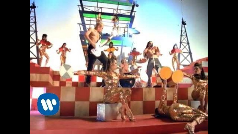 Red Hot Chili Peppers Aeroplane Official Music Video