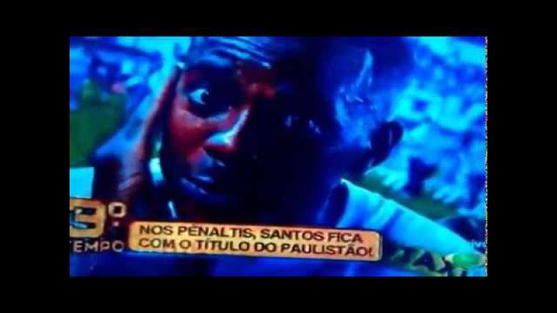 Robinho Rimando na Hora AO VIVO na Band!