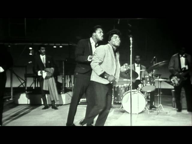 James Brown performs Please Please Please at the TAMI Show (Live)