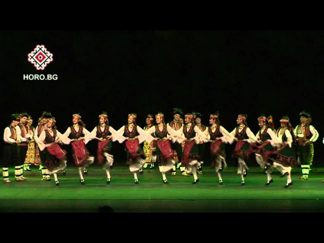 BG FOLK DANCE MASTERS DANUBE REGION PART 2