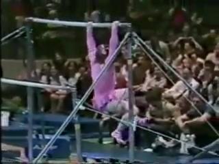 Пол Хант - Гимнаст с юмором (6 sec)