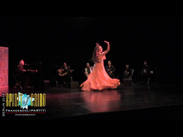 Rozalia Walocha 2nd Winner Spirit Of Cairo Festival-Berlin 2016- improvisation Albi Ashika