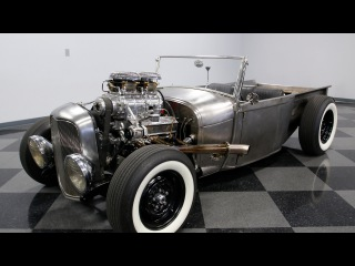 '29 Ford Roadster