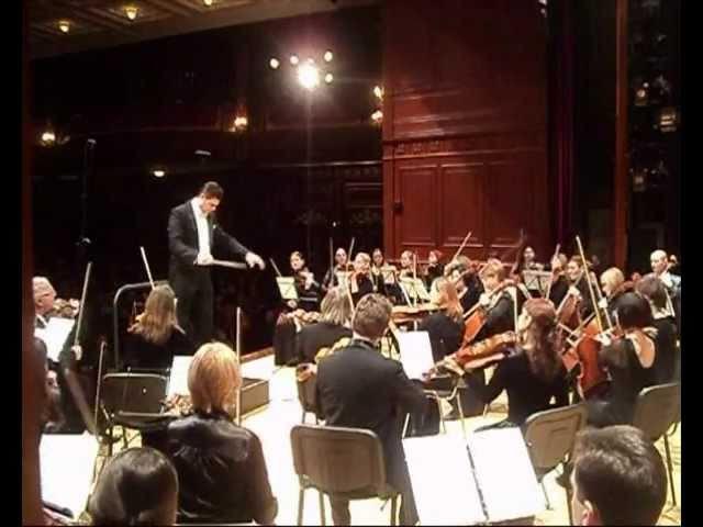 Beethoven Symphony 5 mov 1 Бетховен симфония 5 часть 1