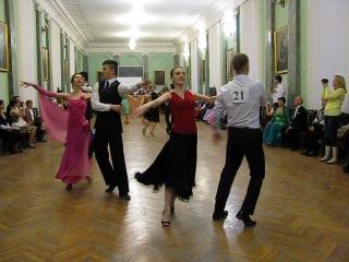 Вальс-гавот (Молодёжь) Конкурс исполнителей отечественных бальных танцев